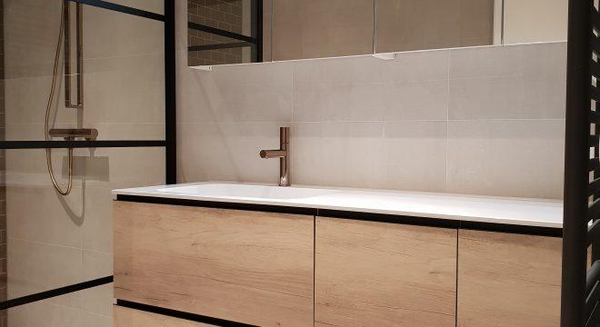Luxe badkamer Surhuisterveen