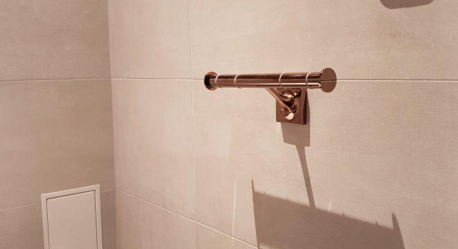 Luxe toilet in Surhuisterveen - Accessoires