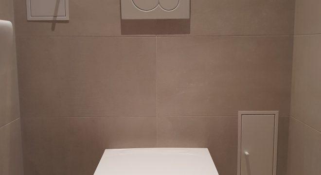 Luxe toilet in Surhuisterveen - Rimfree toilet